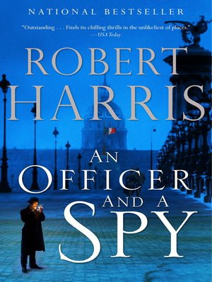 cover image of An Officer and a Spy